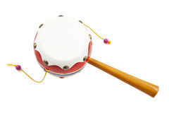 Little percussion musical instrument Stock Photo