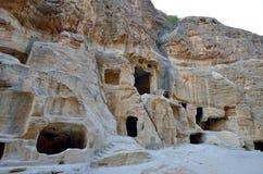 Little Petra, Jordan Royalty Free Stock Photography