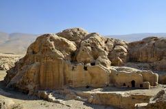 Little Petra, Jordan Royalty Free Stock Images