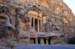 Little Petra, Jordan Royalty Free Stock Photo