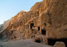 Little Petra, Jordan Stock Images
