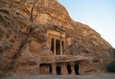 Little Petra, Jordan Royalty Free Stock Photos
