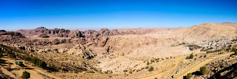 Little Petra, Jordan Stock Photos