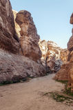 Little Petra Royalty Free Stock Images