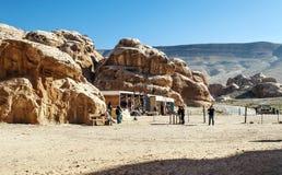 Little Petra Stock Photos