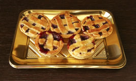 little pie Royaltyfri Bild