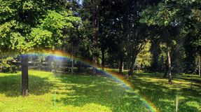 Rainbow. Royalty Free Stock Photography