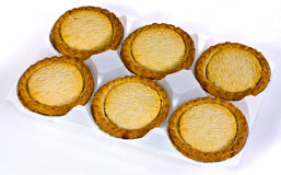 Fruit pies Stock Photography