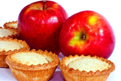 Little apples pies Royalty Free Stock Image