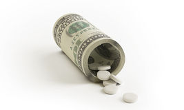Expensive Health Care Royalty Free Stock Photos