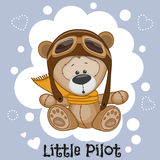 Little Pilot Stock Photography