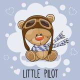 Little Pilot Stock Images