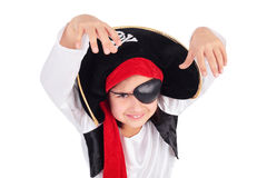Little pirate Stock Photos