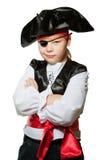 little piratkopierar Arkivbild