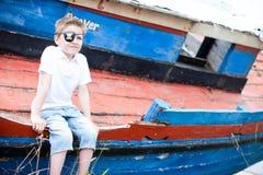 little piratkopierar Fotografering för Bildbyråer