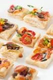 Little pizza Stock Photo
