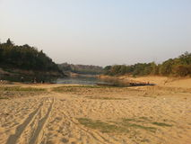 The little place in sylhet stock image