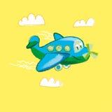 Little plane Royalty Free Stock Photo