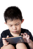Little play phone Royalty Free Stock Photography