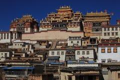 Little Potala Palace Lamasery Stock Images
