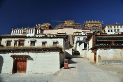 Little potala temple Stock Photo