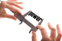 Little power Stock Photo