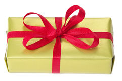 Little present box Royalty Free Stock Photography