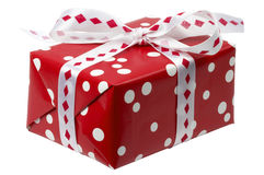 Little present box Stock Photos