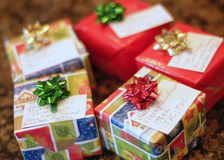 Little Presents Stock Photo