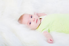 Little pretty baby Royalty Free Stock Photography