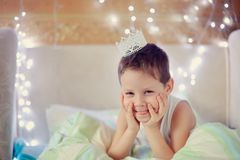 The little prince Royalty Free Stock Photography