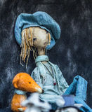 Little prince Royalty Free Stock Photography