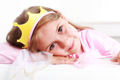 Little princess Stock Images