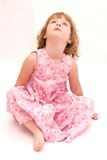Little princess Royalty Free Stock Image