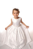 Little princess Stock Image