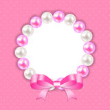 Little Princess Background Vector Illustration Stock Photos