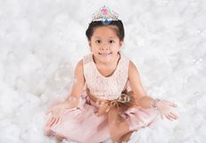 Little princess Stock Photos