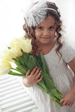 Little princess Royalty Free Stock Photo