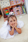 Little princess birthday Royalty Free Stock Images