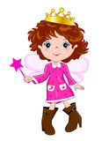 Little Princess Royalty Free Stock Photography