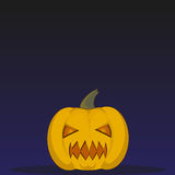Little pumpkin Halloween Royalty Free Stock Images