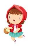 Little röd ridninghuv Royaltyfria Bilder