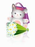Little_rabbit image libre de droits