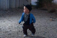 Little rapper Stock Photos