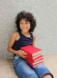 Little reader Stock Photography