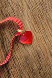 Little red heart Stock Photos