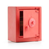 Little red safe Stock Images