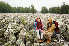 little rest Fotografering för Bildbyråer