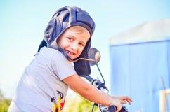 Little Rider Royalty Free Stock Photo