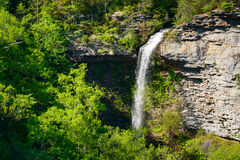 Little River Canyon National Preserve. Alabama stock photo